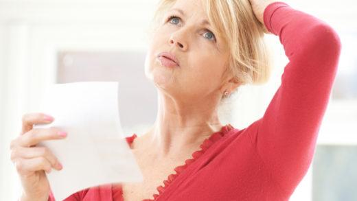 Женские приливы - что это. Методы борьбы с приливами - правильное питание, активный образ жизни, отказ от вредных привычек.